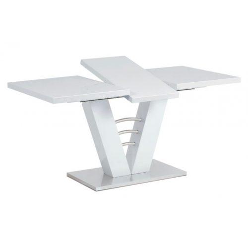 Ht-510 Modern Étkezőasztal Fehér Színben